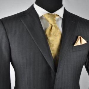 ZEGNA Trofeo Gray Modern 2Btn Suit
